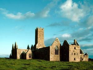 I Castelli Irlandesi: Il Ross Errilly Friary